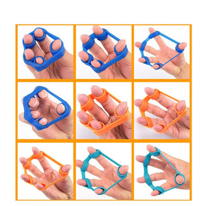 Exercise Finger Bands