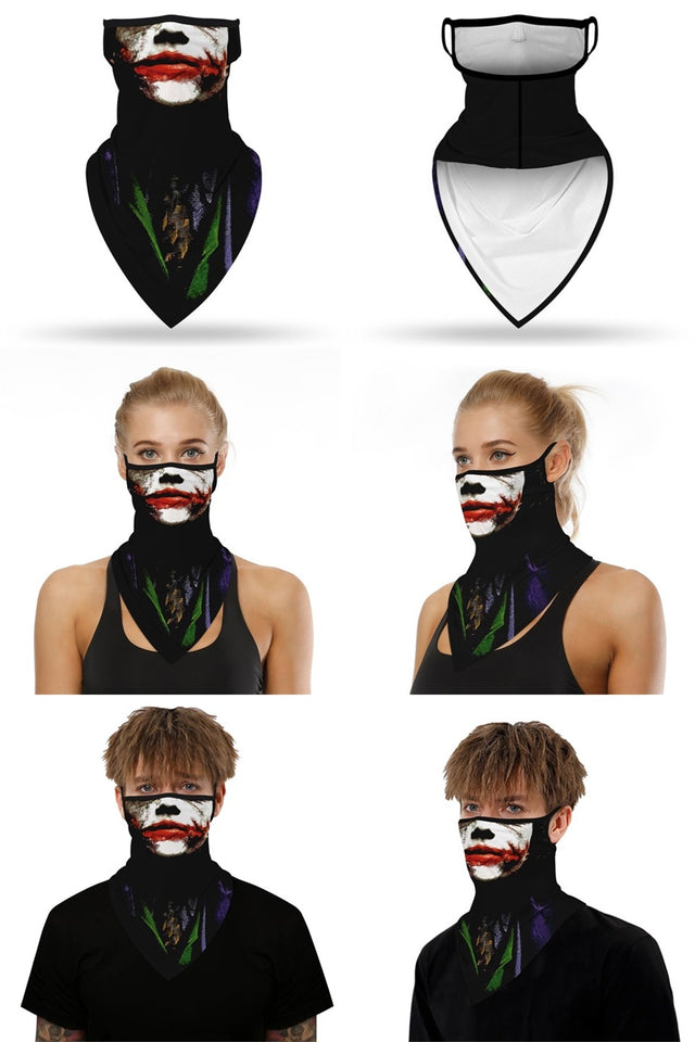 Halloween Style Face Shield
