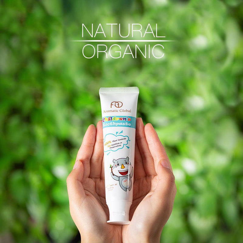 AG Plant-based Toothpaste for kids