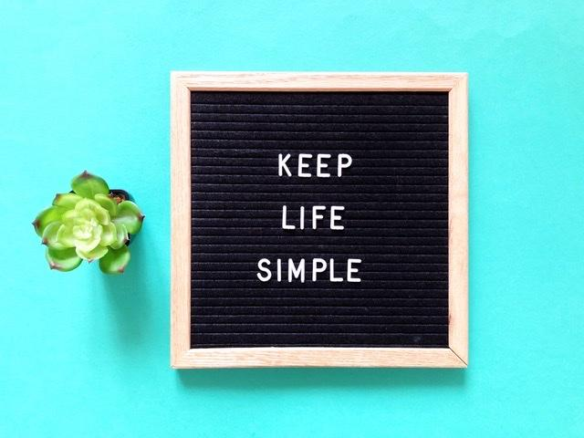 9 Simple Ways to Start Living Simply | Loam & Lore