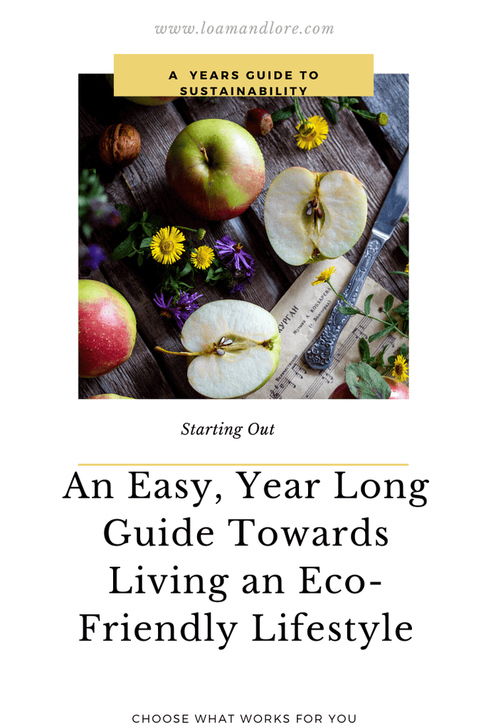 How to Live Consciously Throughout the Year | Loam & Lore