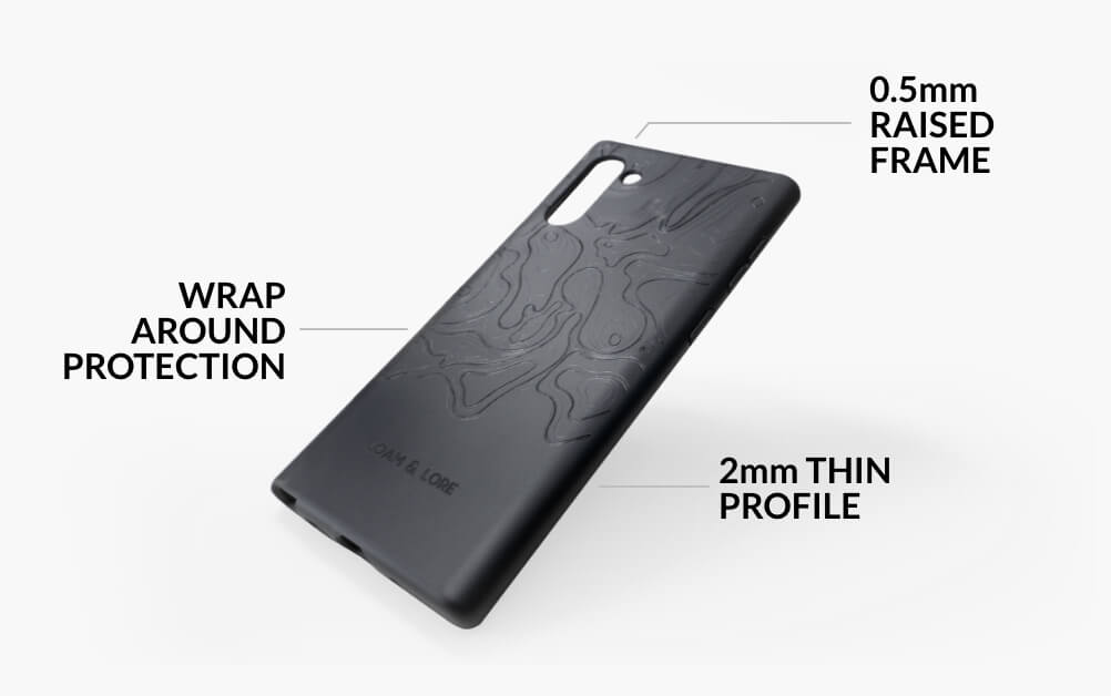 thin and durable phone case