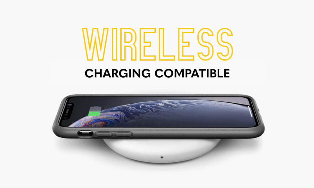 wireless charging phone case