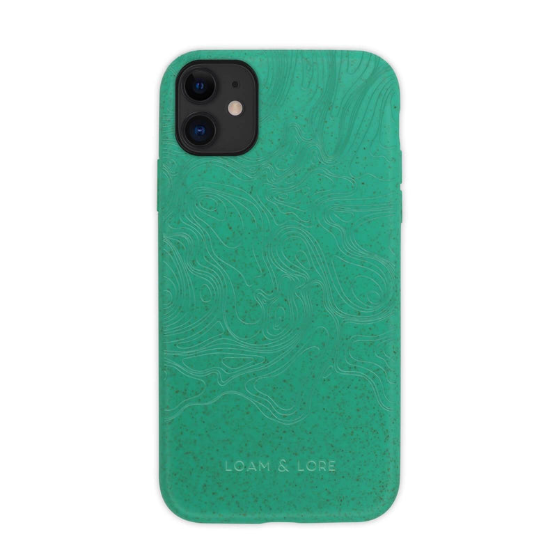 Eco Friendly iPhone 11 Case Compostable & Biodegradable - Loam & Lore