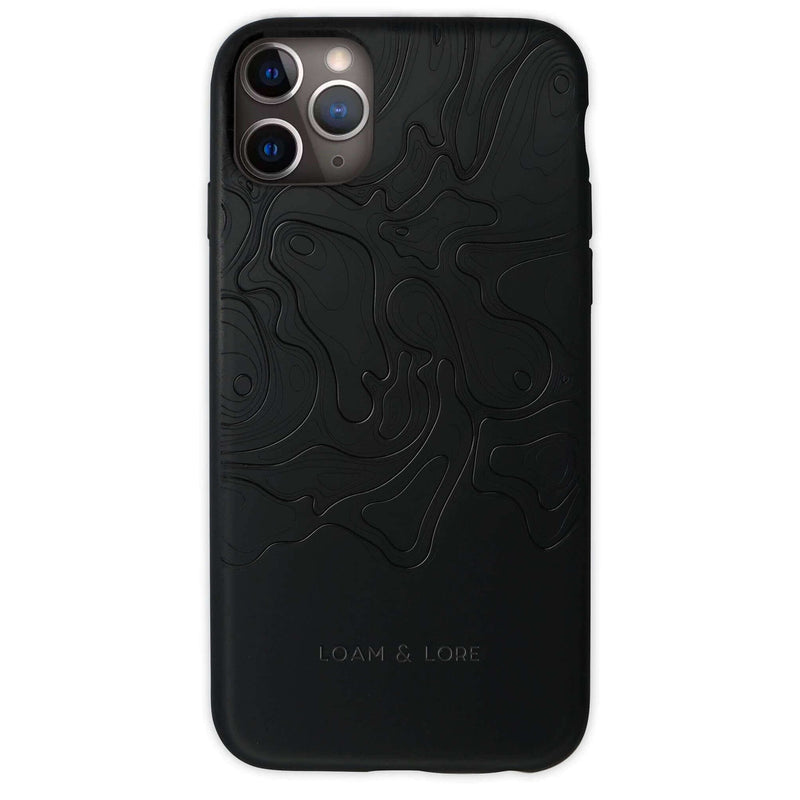 Eco Friendly iPhone 11 Pro Max Case Compostable & Biodegradable - Loam & Lore