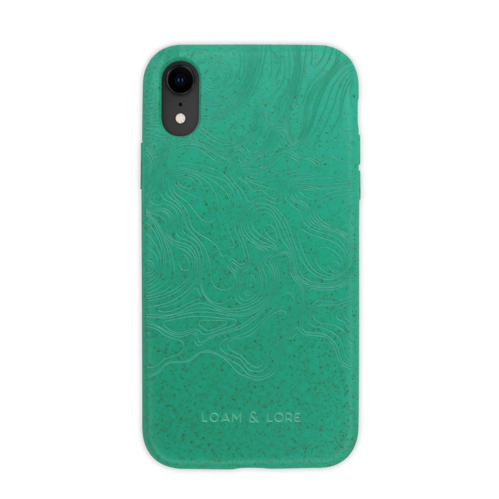 Eco Friendly iPhone XR Case Compostable & Biodegradable - Loam & Lore