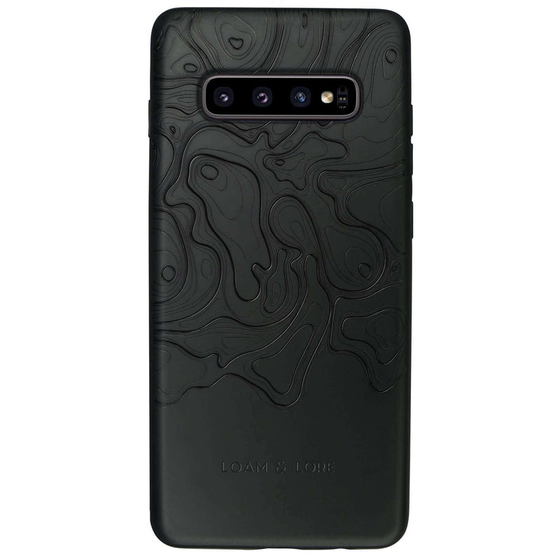 Eco Friendly Samsung Galaxy S10 case Compostable & Biodegradable - Loam & Lore