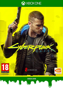Cyberpunk 2077 Standard Edition Xbox One Digital Download