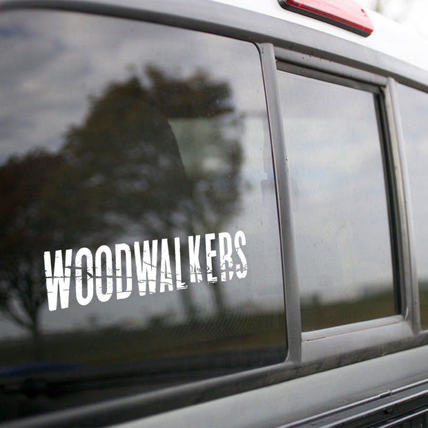 Woodwalkers Vinyl Decal