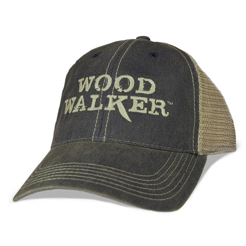 Woodwalkers | First Generation Trucker Cap | Navy