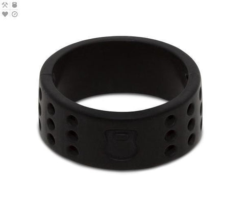 QALO | Men's Perforated and Dual Color Ring