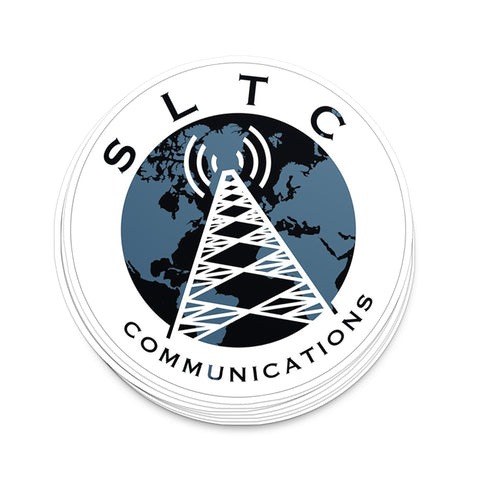 SLTC | Communications Sticker