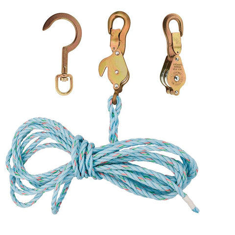 Klein|Block and Tackle 259 Anchor Hook Spliced