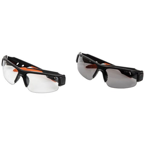 Klein|PRO Safety Glasses-Semi-Frame|Combo Pack