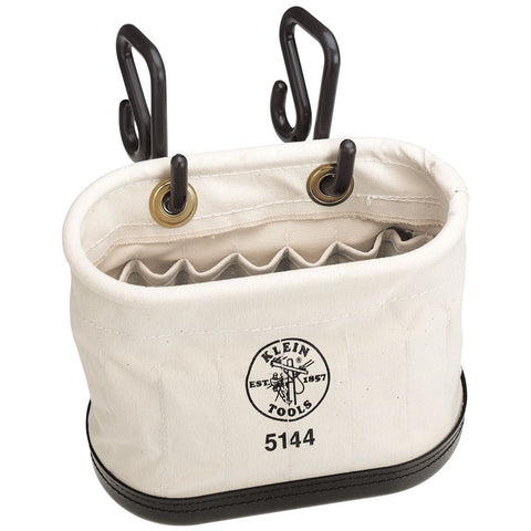 Klein|Aerial Oval Bucket 15 Pockets with Hooks