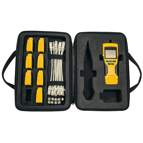 Klein|Scout® Pro 2 Tester with Test-n-Map™ Remote Kit|Adapters|Cables