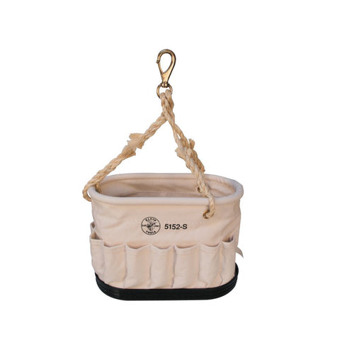 Klein|Oval Bucket with 41 Pockets