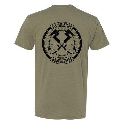 Woodwalkers | All American T-shirt