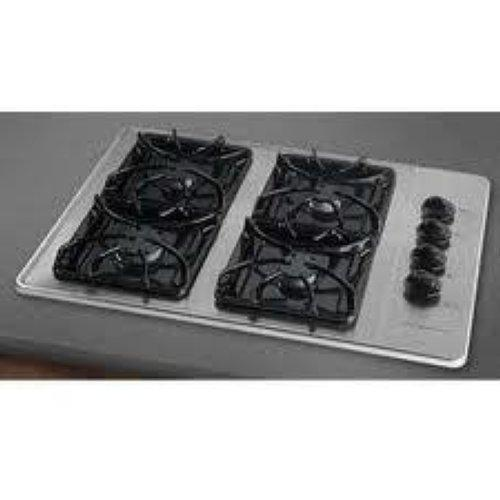 Frigidaire 30'' 4 Sealed Burner UltraSoft Design SS Gas Cooktop FGC30S4DC - ALSurplus AL