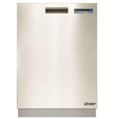 "Dacor 24"" 6 Cycles Print Free Stainless Steel Full Console Dishwasher DDW24S - ALSurplus AL"