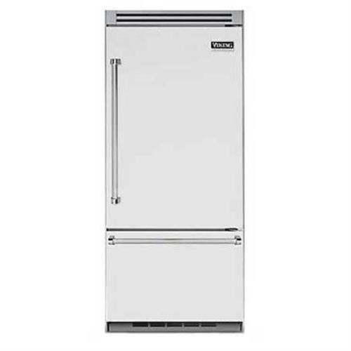 "Viking Professional Series 36"" Built-in Bottom-Freezer Refrigerator VCBB5362RSS - ALSurplus AL"