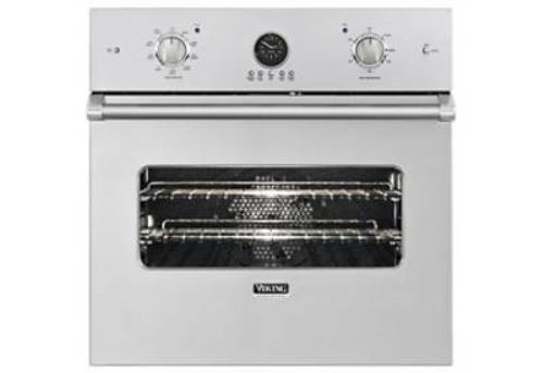 "Viking Professional Premiere 30"" 4.7 cu. ft Single Electric Wall Oven VESO5302SS - ALSurplus AL"