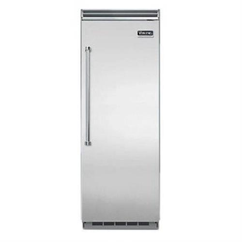 "Viking Professional 5 Series 30"" 18.4 cuft Built-In All Refrigerator VCRB5303RSS - ALSurplus AL"