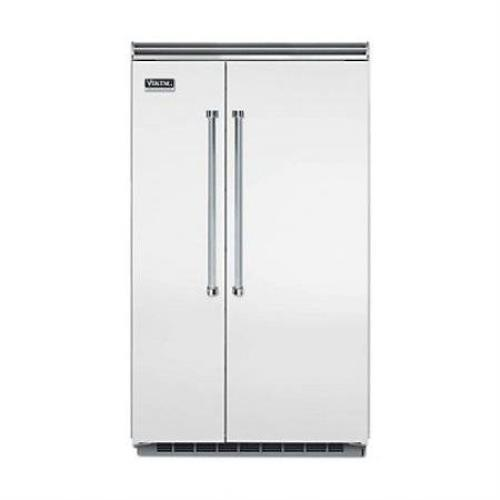 "Viking Professional 5 Series 48"" 29.1 cu ft Built-in Refrigerator VCSB5483SS S.S - ALSurplus AL"