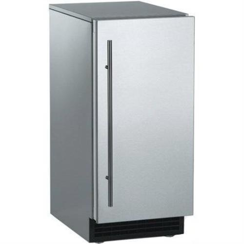 Scotsman Brilliance Series SS 15 inch Undercounter Outdoor Ice Maker SCCP50MA1SS - ALSurplus AL