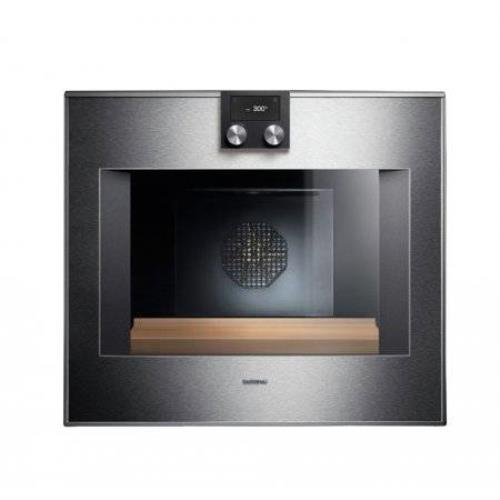"Gaggenau 400 Series 30"" 4.5 Convection Single SS Electric Wall Oven BO481611 - ALSurplus AL"