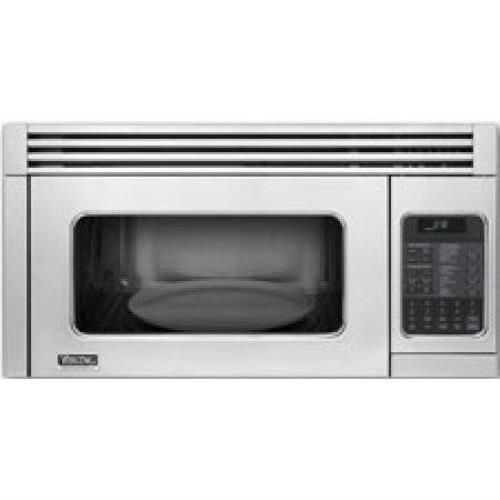 "Viking Professional Series 30"" 1.1 cu. ft Over-the-Range Microwave VMOR205SS - ALSurplus AL"