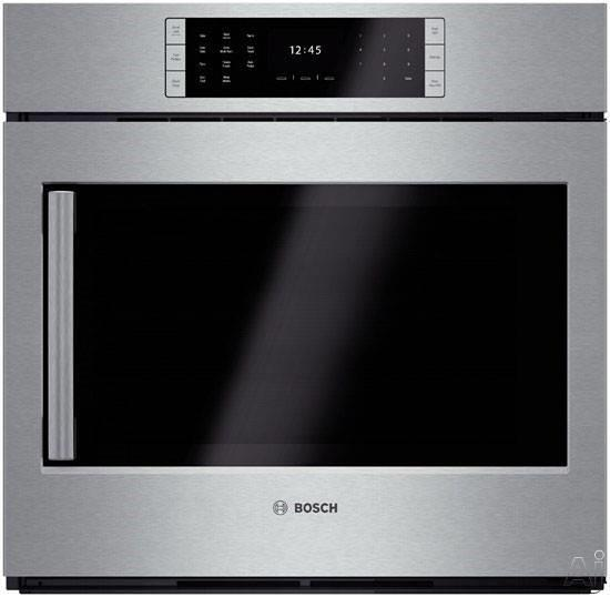Bosch Benchmark Series 30 '' 4.6 cu ft. Single Electric Wall Oven HBLP451RUC IMG - ALSurplus AL