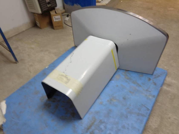 "Whirlpool 36"" Under The Cabinet Canopy Range Hood With 370 CFM Blower GZ9736XSS - ALSurplus AL"