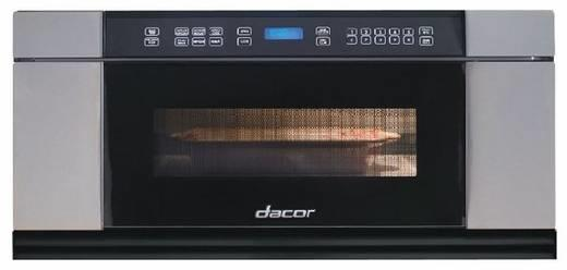 "Dacor 30"" 1.0 cu ft 950 Cooking Watts SS Built-in Microwave In A Drawer MMDV30S"