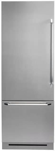 Dacor Discovery 30 Inch Sabbath Mode Fully Integrated Bottom-Freezer DYF30BFBSL - ALSurplus AL