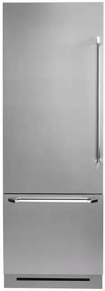 Dacor Discovery 30 Inch 15.5 cu. ft Fully Integrated Bottom-Freezer DYF30BFBSL - ALSurplus AL