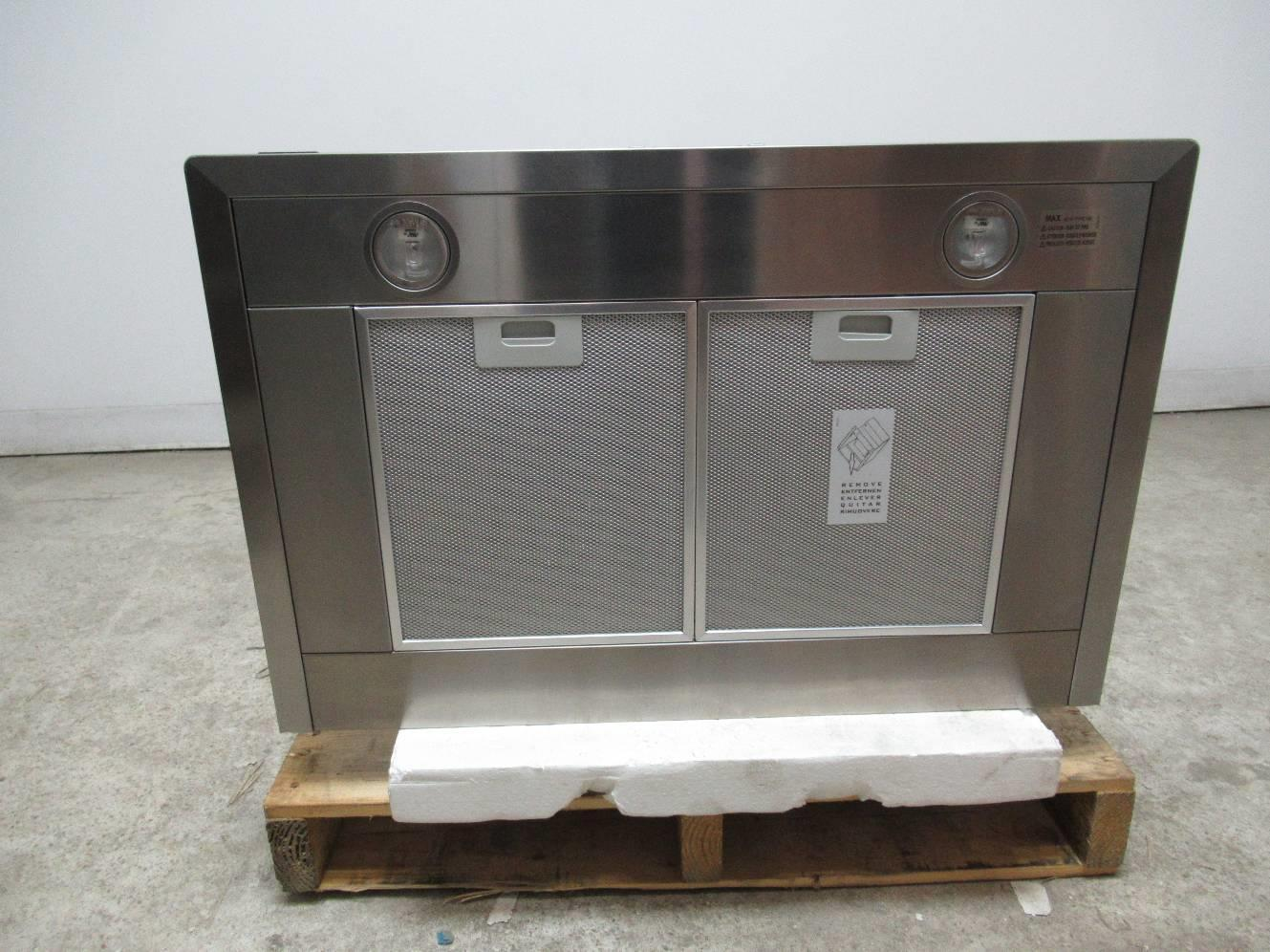 "Elica Lugano Series 30"" With Blower Pro-Style Wall Mount Chimney Hood ELG630SS - ALSurplus AL"