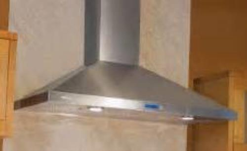 Elica Varna Series 30 Inch Wall Mount Chimney Range Hood Stainless EVR630S1 - ALSurplus AL