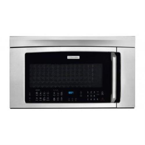 "Electrolux 30"" 400 CFM Blue LED Over-The-Range SS Microwave Oven EI30BM60MS - ALSurplus AL"