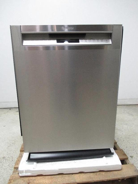 "NIB Bosch 800 DLX Series 24"" 3rd Rack 42 dBA Full Console Dishwasher SHE878WD5N"