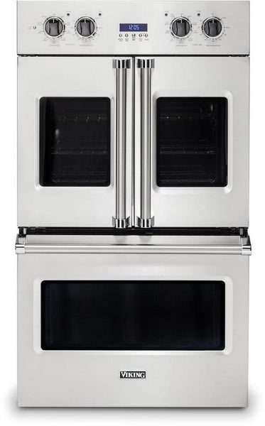 Viking Professional 7 Series VDOF7301SS 30 Inch French Door Double Wall Oven IM - ALSurplus AL