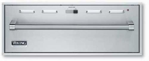 Viking Professional Series 30 Inch 1.6 cu. ft. Warming Drawer VEWD103SS - ALSurplus AL