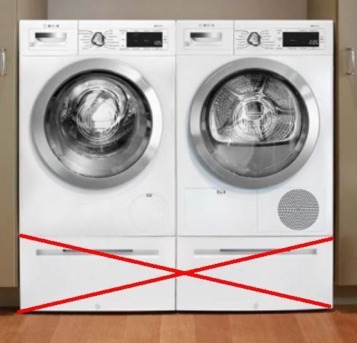 Bosch 800 Series Wifi  WHITE Washer and Dryer Set WAW285H2UC / WTG865H2UC