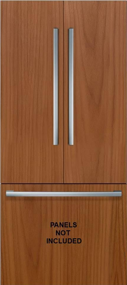 "Bosch Benchmark Series 36"" BuiltIn French Door Refrigerator B36IT900NP Excellent - ALSurplus AL"