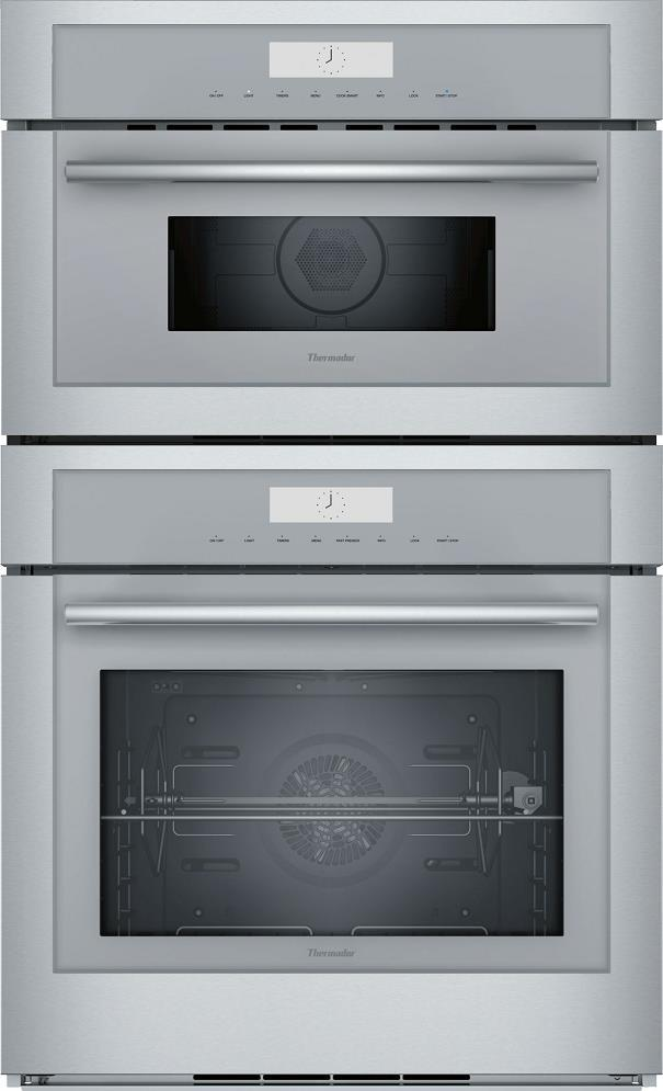 Thermador Masterpiece Series MEDMC301WS 30 Inches Combination Speed Oven - ALSurplus AL