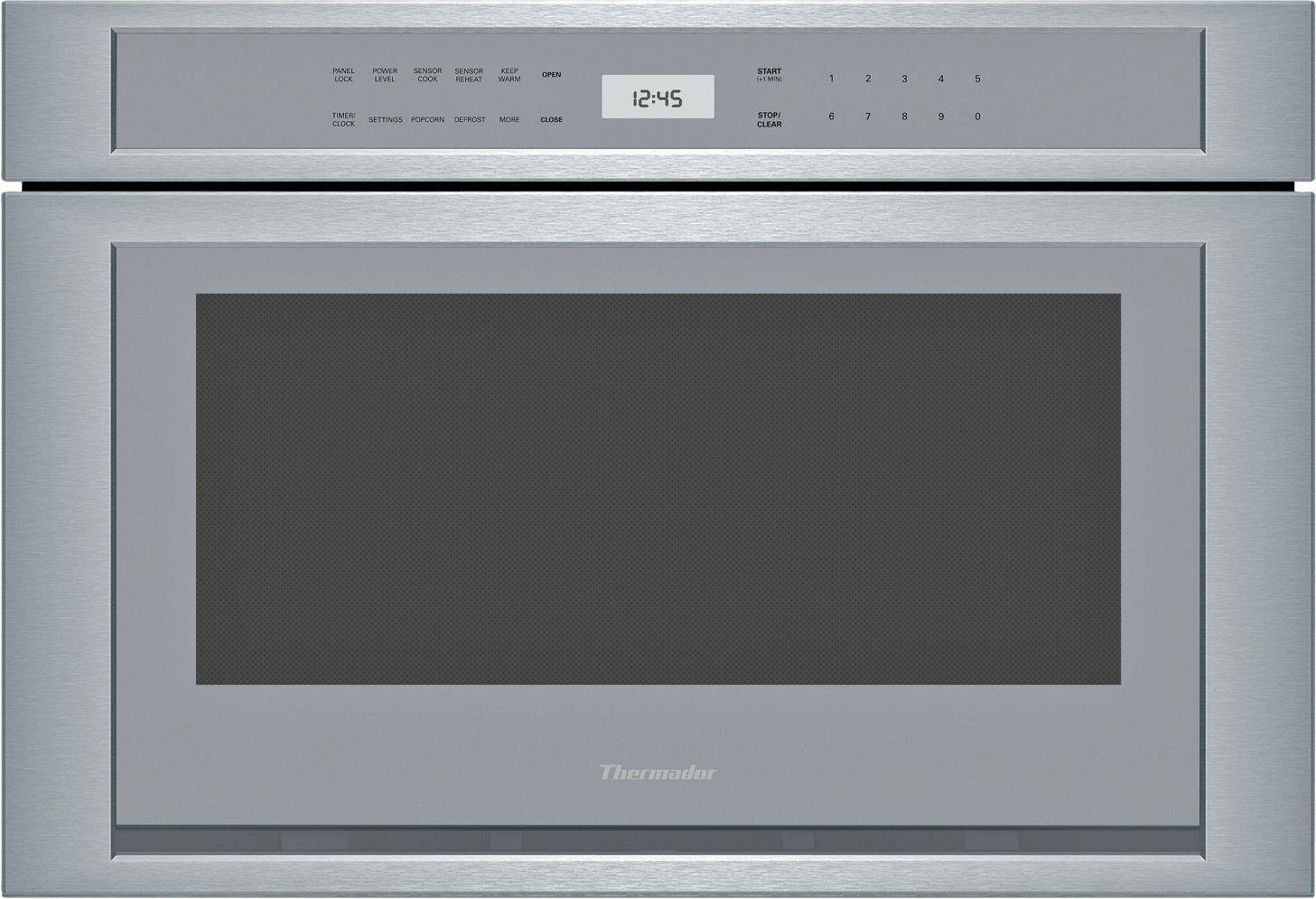Thermador Masterpiece Series MD30WS 30 Inch Built In Microwave - ALSurplus AL
