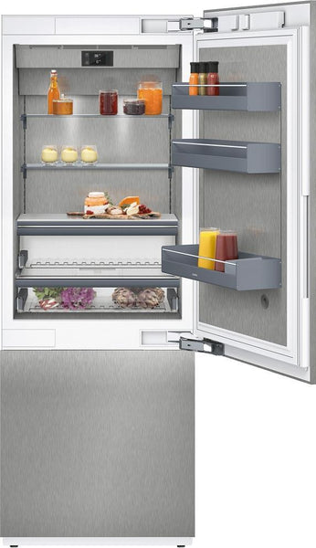 Gaggenau RB472704 30 Inch Bottom Freezer Refrigerator Automatic Ice Maker