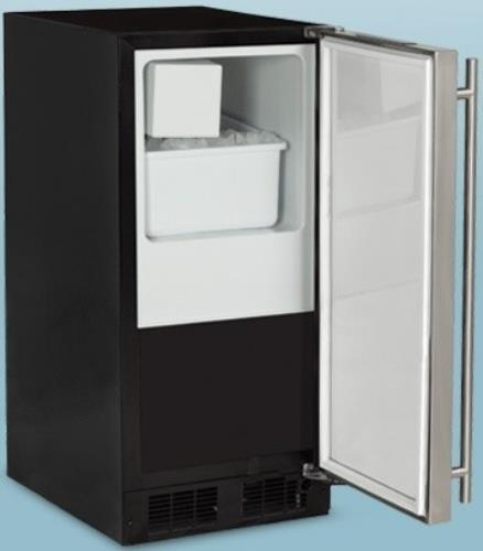 Marvel ML15CRP1RP 15 Inch Crescent Cube Ice Maker Right Hinged - ALSurplus AL