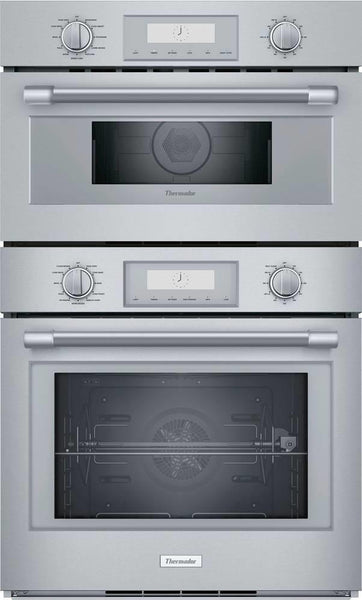 "Thermador Professional Series PODMC301W 30"" Combination Speed Wall Oven - ALSurplus AL"