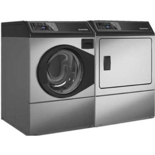 Speed Queen Stainless Top & Front Load Washer / Dryer Set FF7005SN / DF7000SE - ALSurplus AL